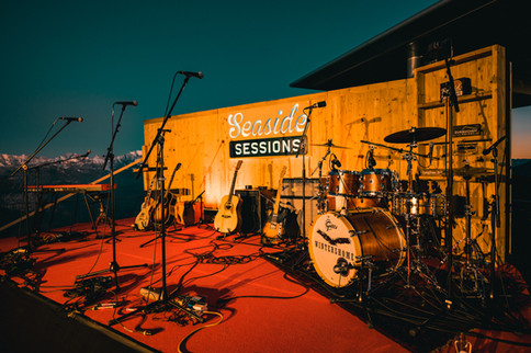 Seaside Sessions am 12. September 2019 auf dem Niesen