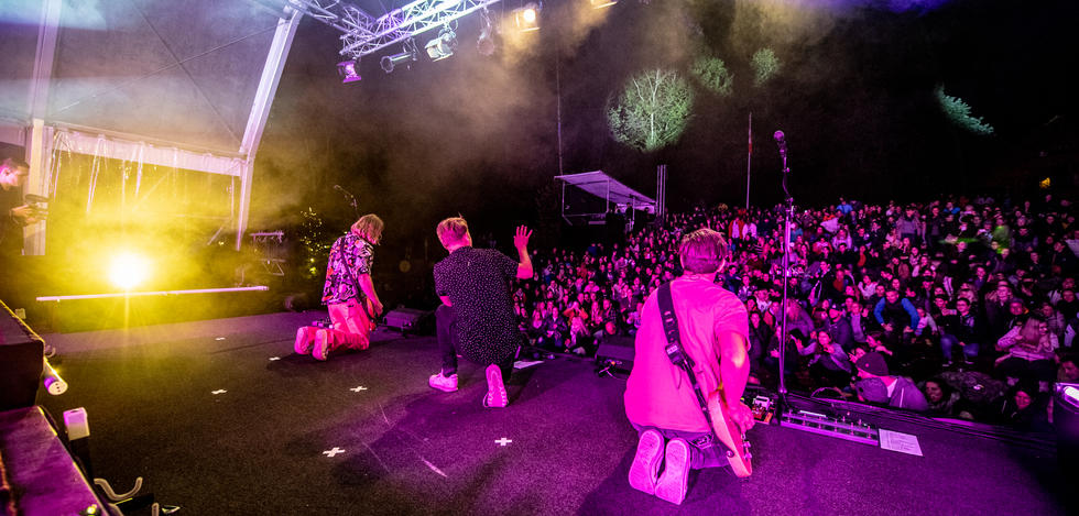 Blausee Konzerte 2021