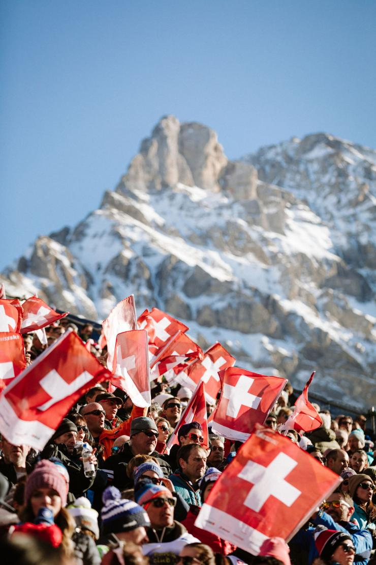 Ski Weltcup Adelboden 2020