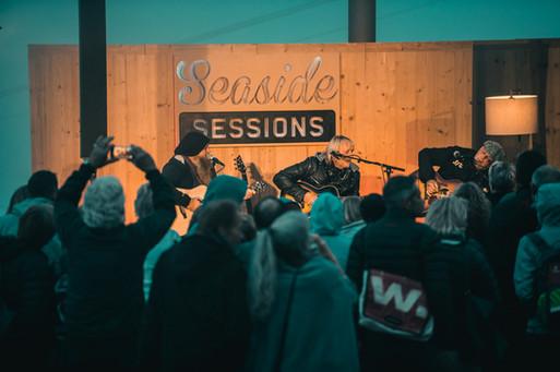 Seaside Sessions am 21. Juni 2018 auf dem Niesen