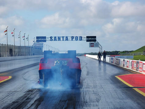 The Cost of Blowing up a Nitro Funny Car