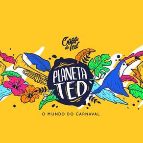 Identidade para Evento - Carnaval