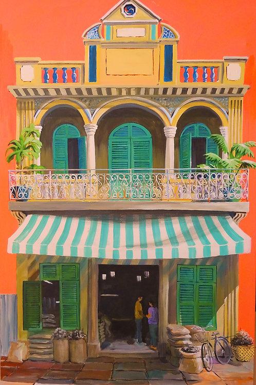 The Merchant House by Bridget March