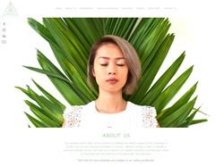 A LUMINARY LIFE WEBSITE DESIGN