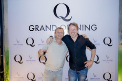 Q BAR SAIGON - OPENING NIGHT