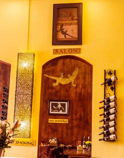 Le Gecko Sapa decoration