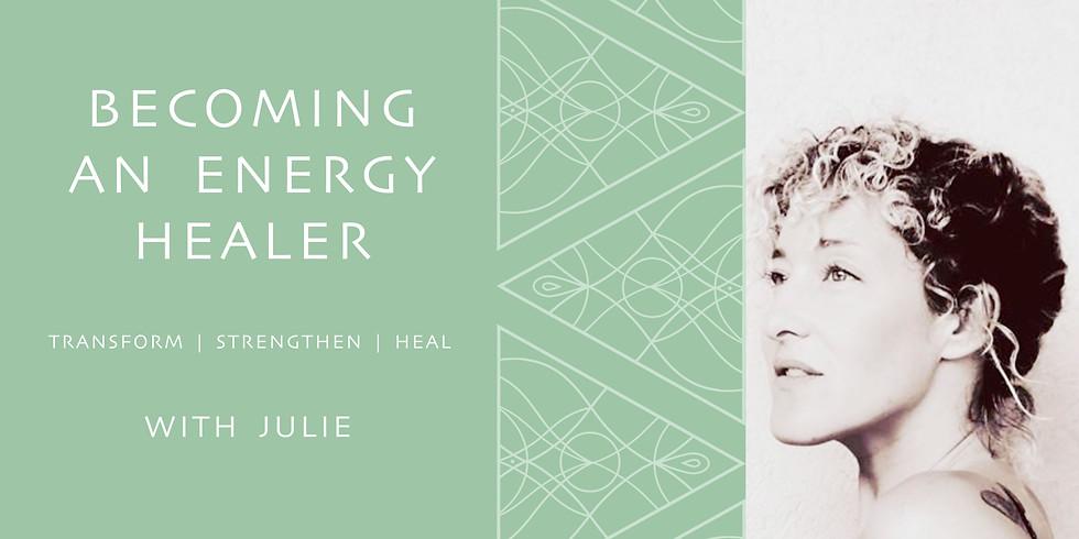 WORKSHOP - BECOMING AN ENERGY HEALER