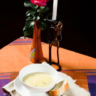 Gecko soup