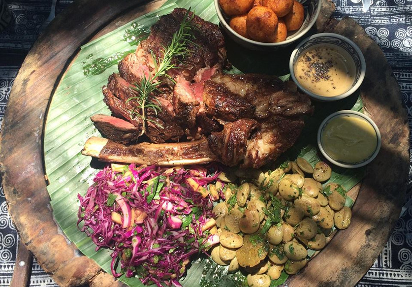 THE HMONG SISTERS STEAK