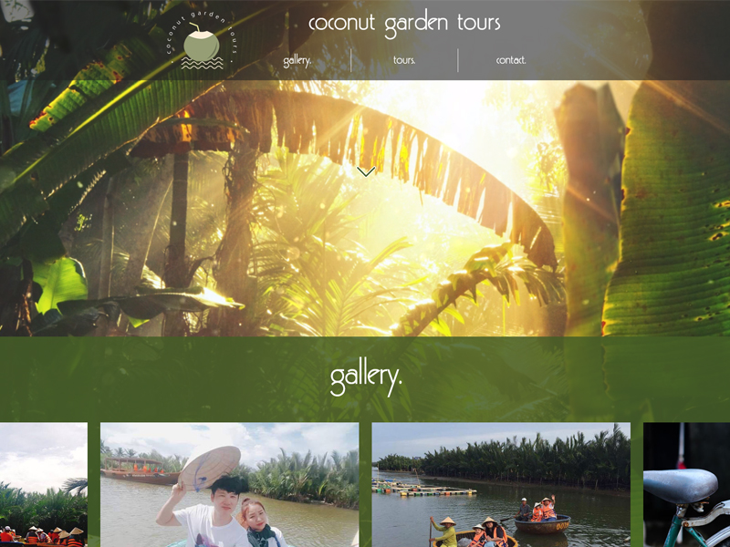 COCONUT GARDEN TOURS HOI AN