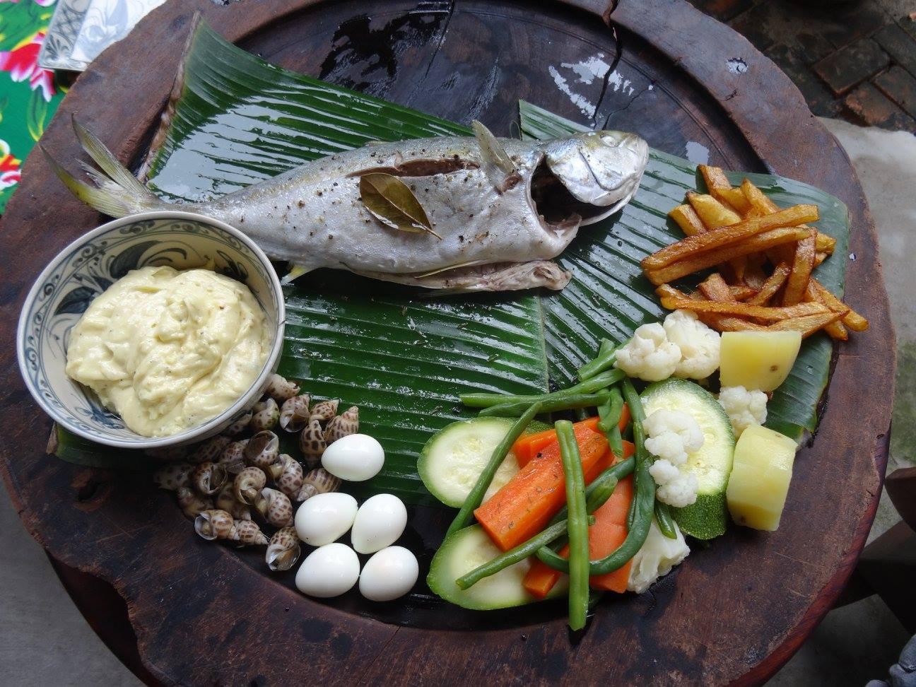 The Hmong Sisters - Fish