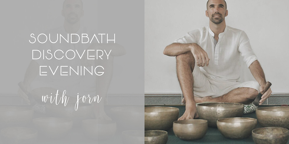 BENEFITS OF SOUND HEALING with JORN