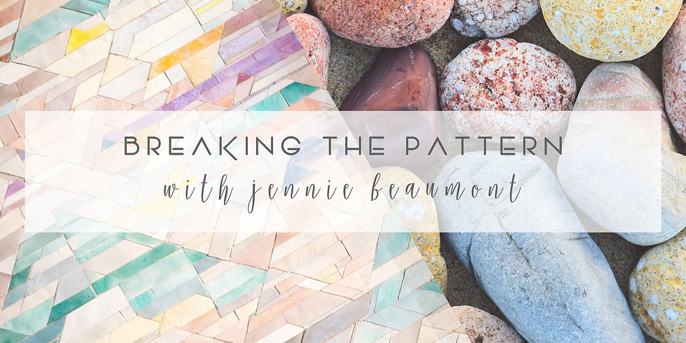 BREAKING THE PATTERN with JENNIE