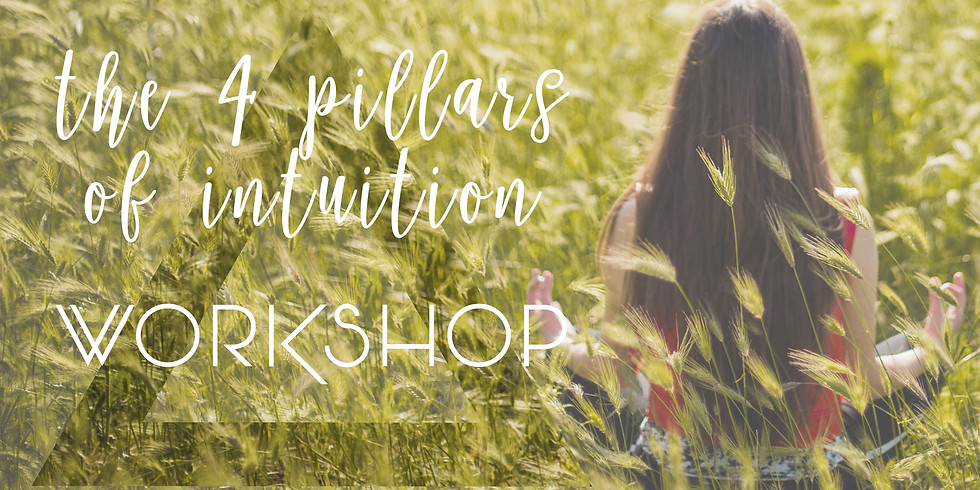 THE 4 PILLARS OF INTUITION with AARAN