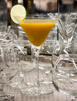 Q BAR SAIGON - COCKTAIL GLASSES