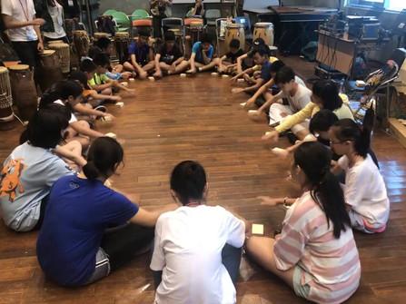 Creative Percussion in Taiwan