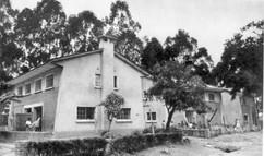 Habitations à étages au centre extra-coutumier d'Élisabethville