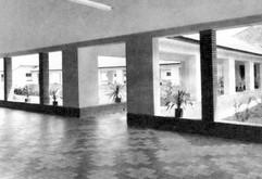 Hopital pour Africains du BCK à Kamina 1952