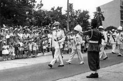 Bwana Kitoko Roi Baudouin 1955