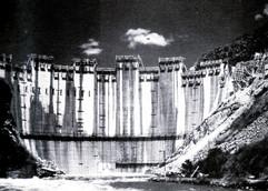 Barrage Delcommune 1949