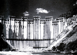 Barrage Delcommune 1949