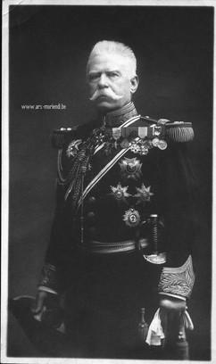 Lieutenant-Général Baron Wahis, Gouverneur Général (EIC 1892-1908)
