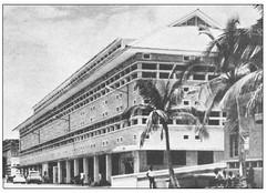 Magasins centraux INEAC à Yangambi