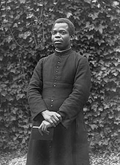 Abbé Stefano Kaoze, premier prêtre congolais (1917)