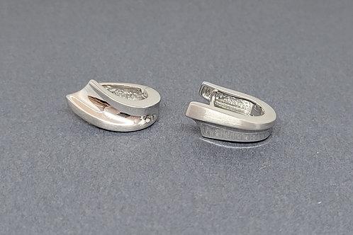 Earrings sterling silver by Breuning