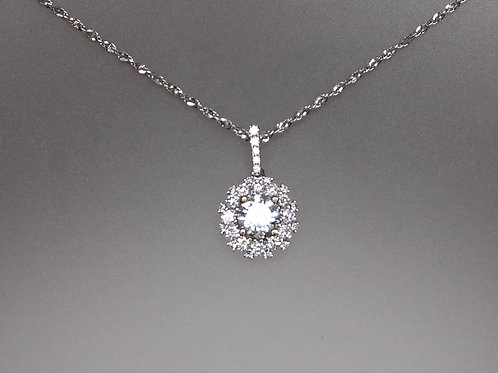 Pendant diamonds