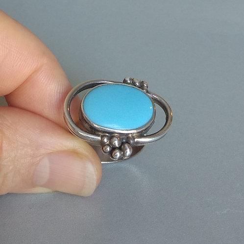 Ring turquiose