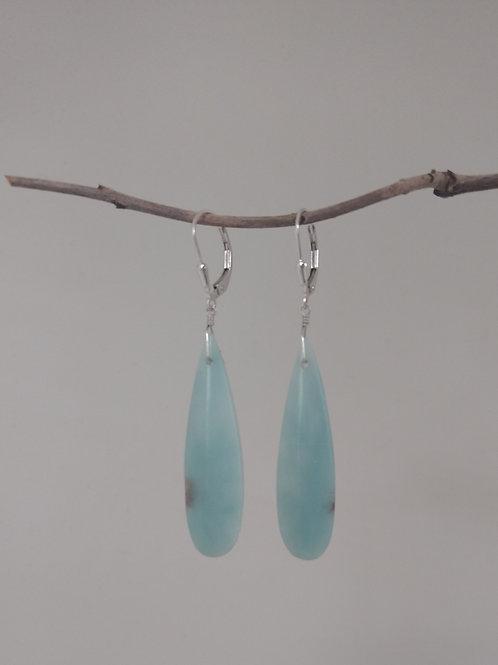 Carribean blue amazonite