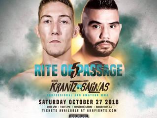 Rite of Passage 5 - Mike Martinez