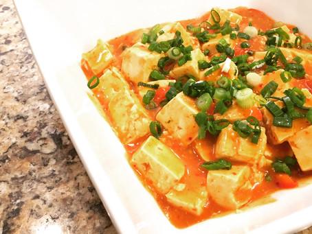 Mapo Tofu (마포 두부)