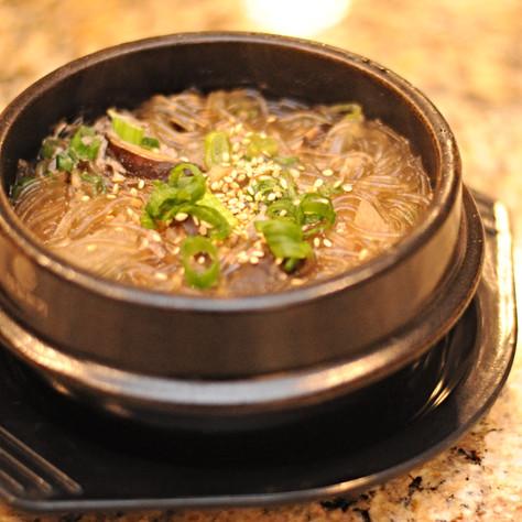 Korean Beef Hot Pot (불고기 전골, Bulgogi Jungol)