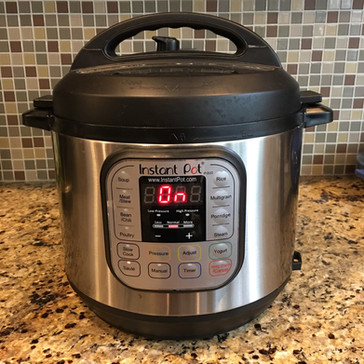 Instant Pot, And Why I Love It!