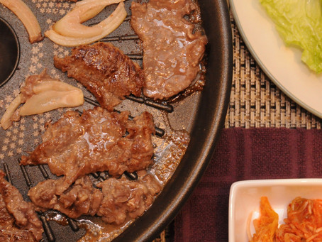 Korean BBQ Beef (불고기, Bulgogi)