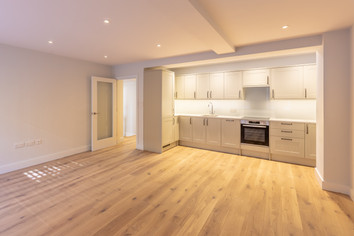 Retail to Luxury Residential Conversion