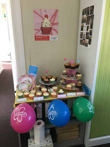 The Great P J Harte Bake Off!