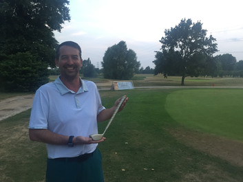 PJ Harte Golf Champion