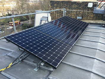 Bringing energy efficiency to Eaton Square