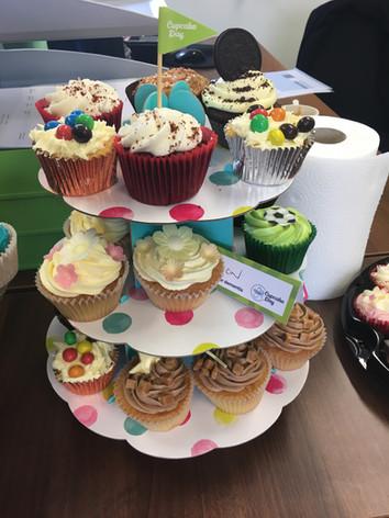 Cupcake Day for Alzheimer's