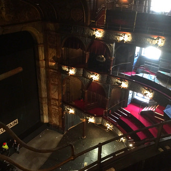 Historic Works @ Palace Theatre