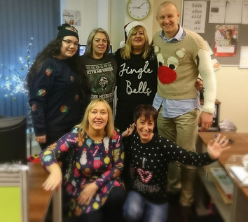 Xmas Jumper Day !!!!!