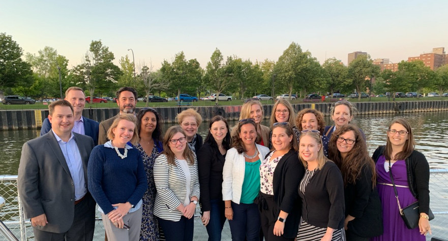 Come Aboard and Meet the Board 2019