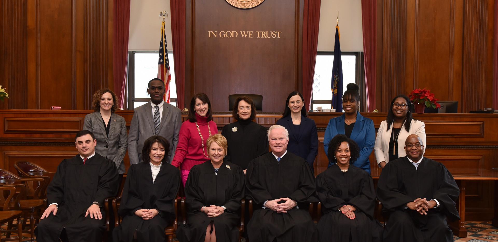 Judicial Welcoming 2020