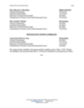 2019 Judicial Candidates 2