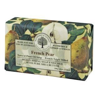 French Pear Bar Soap