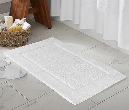 Bath Rug Prima White
