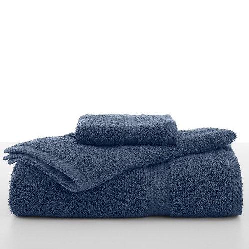Utica Essential Hand Towel - Blue
